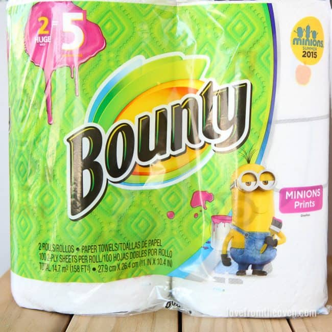 Minion Paper Towels