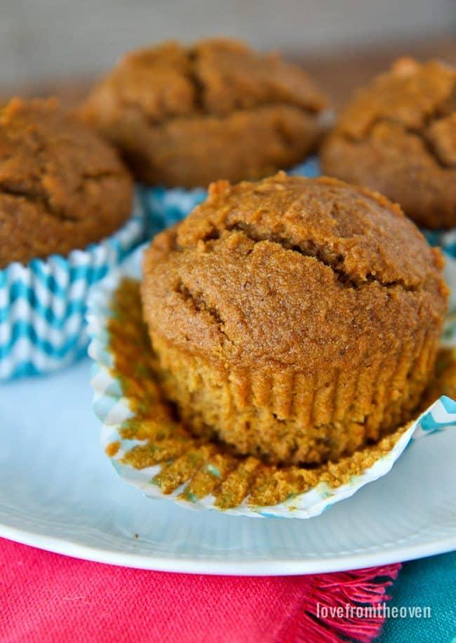 Bisoff Pumpkin Muffins-2
