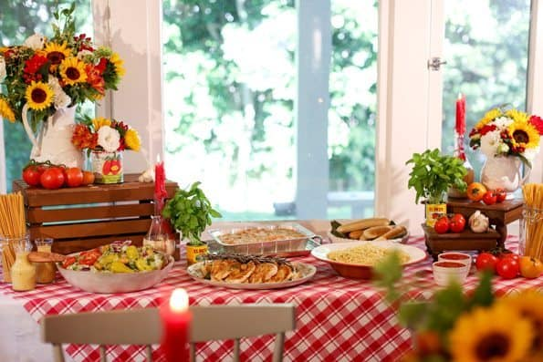 Easy Holiday Dinner Ideas