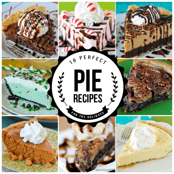 Pie Recipes For The Holidays