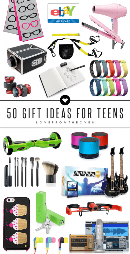 Great Gift Ideas For Teens And Tweens