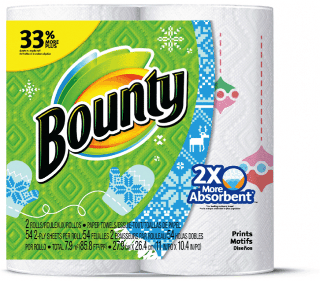 Bounty Winter Prints