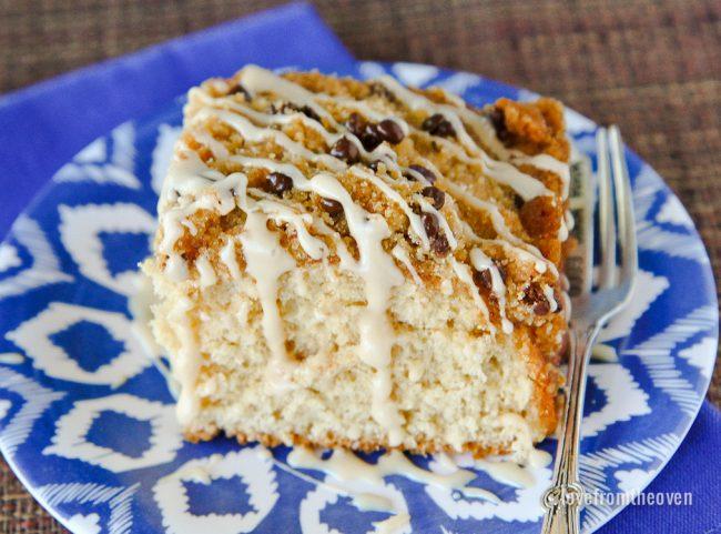 Easy Crumb Cake Recipe