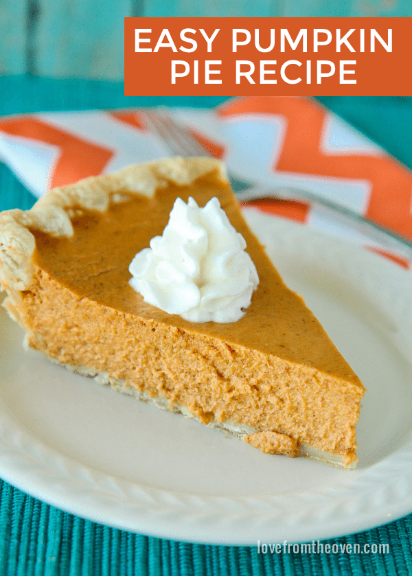 10 Perfect Pie Recipes - Love From The Oven