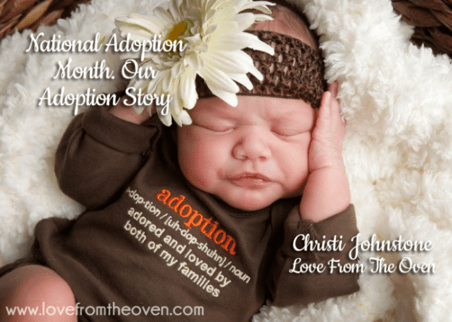 Domestic Newborn Adoption Story