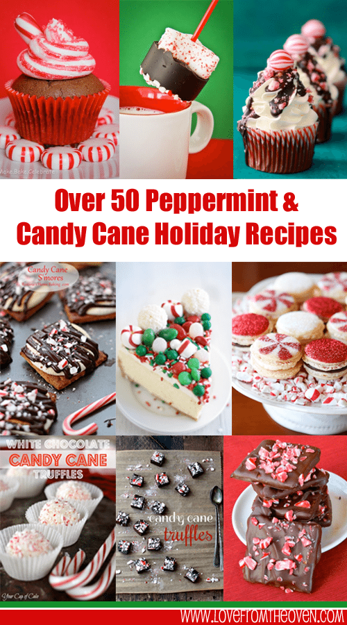 Over 50 Fabulous Peppermint Dessert Recipes