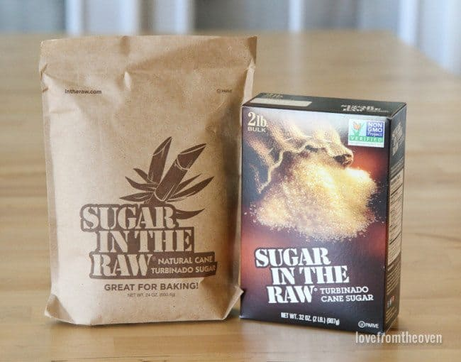 Sugar In The Raw Bulk Box And Bag