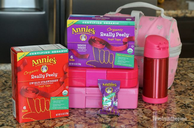 Easy school lunch for kids