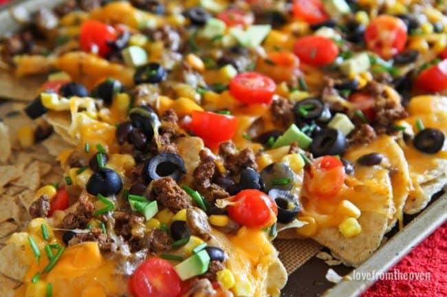 Quick and easy nachos recipe easy nachos forumfinder Images