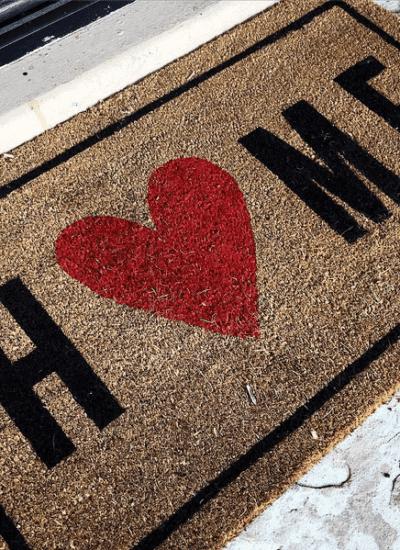 Cute Home Doormat