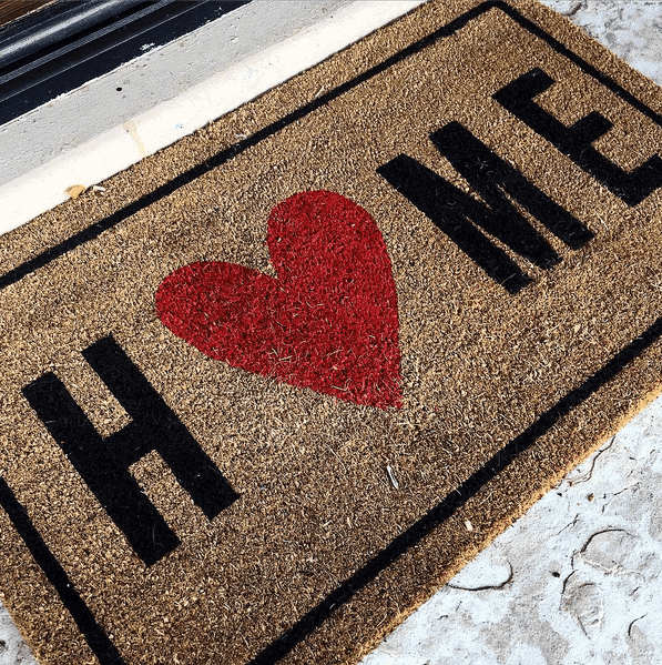 Cute Home Doormat