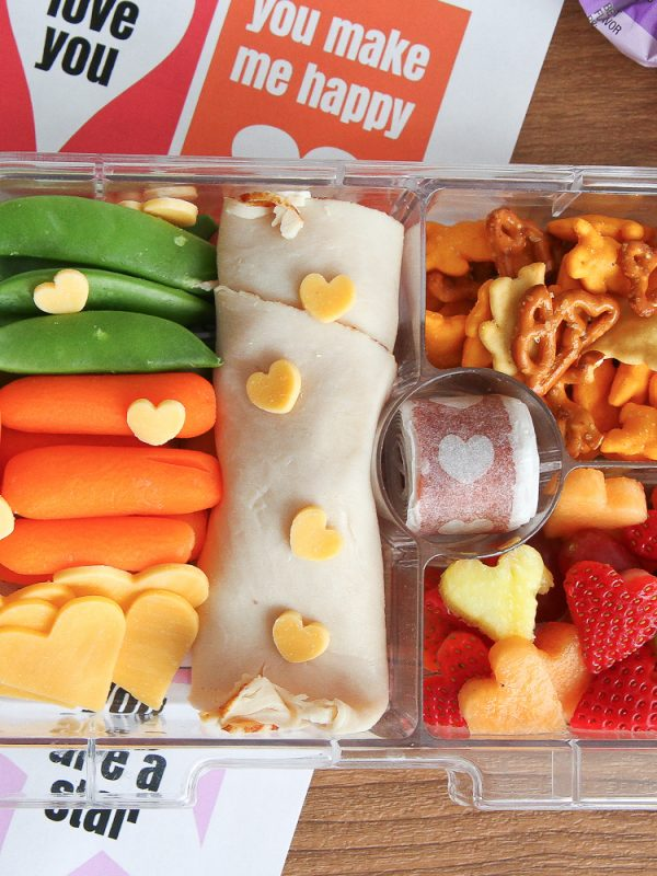 Easy Bento Lunch For Kids