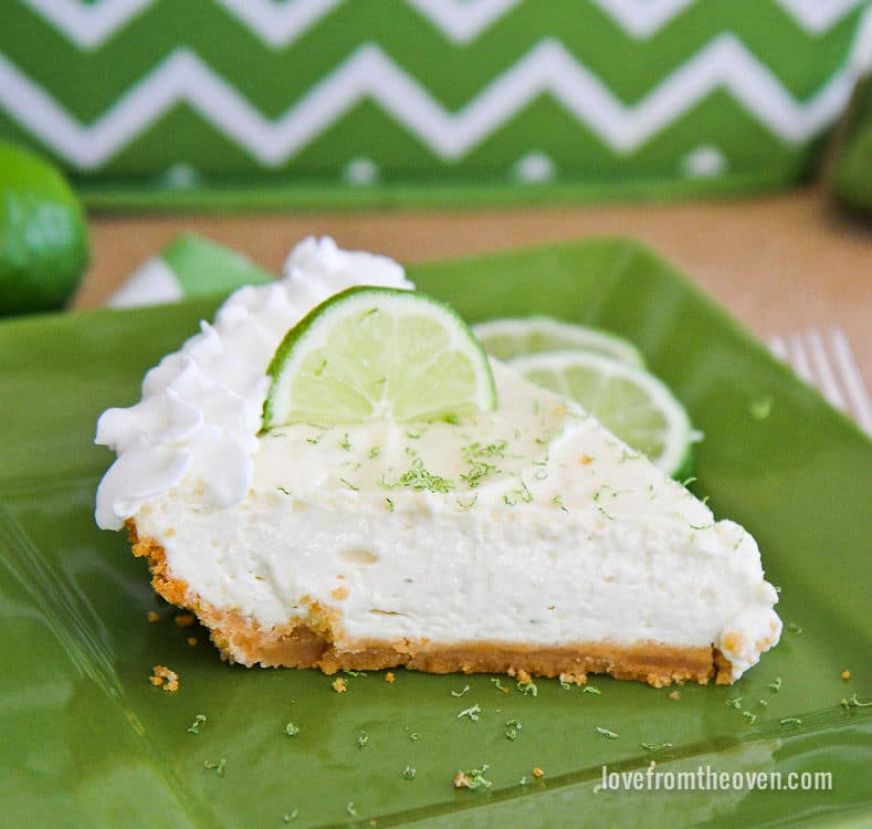 margarita pie - Love From The Oven
