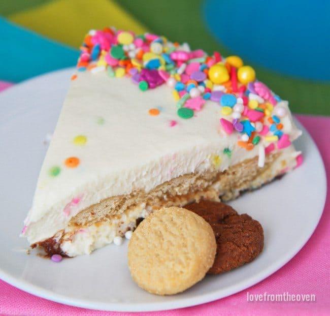 Nut Free Cake Recipe