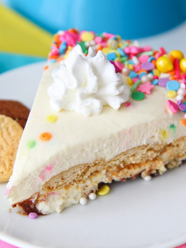 No Bake Icebox Cake