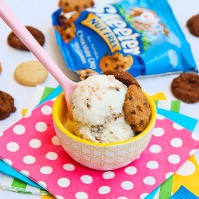 Cookie Crunch Ice Cream