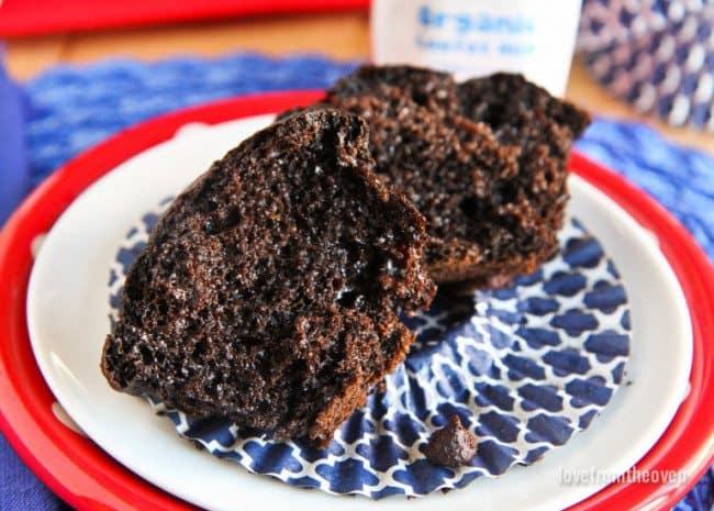 Chocolate Power Muffins