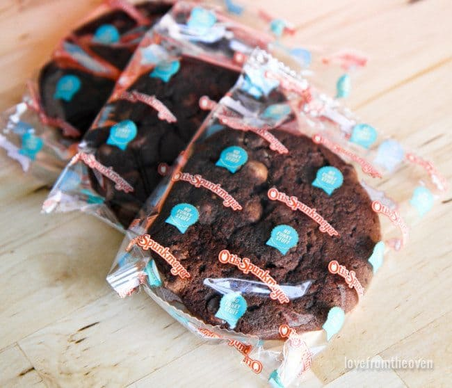 Otis Spunkmeyer Double Chocolate Cookies