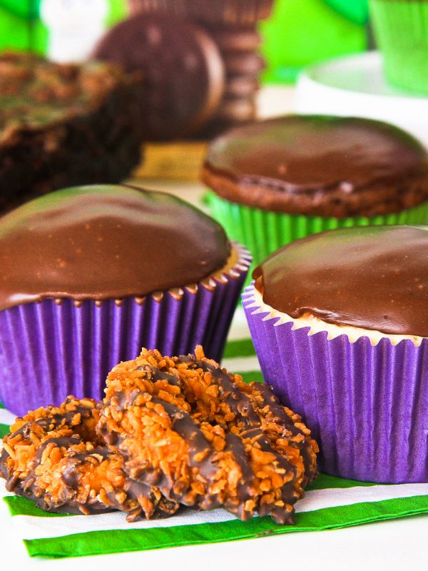 Girl Scouts® Baking Mixes