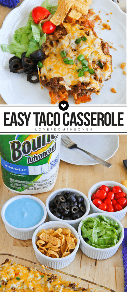 Easy Taco Casserole Perfect For An Olympics Party