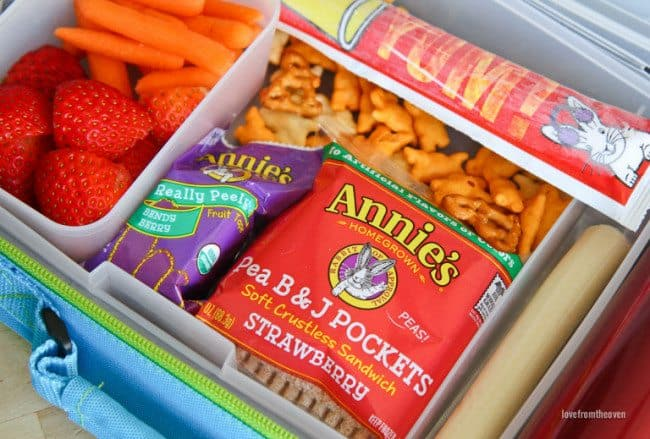 Nut Safe School Lunches