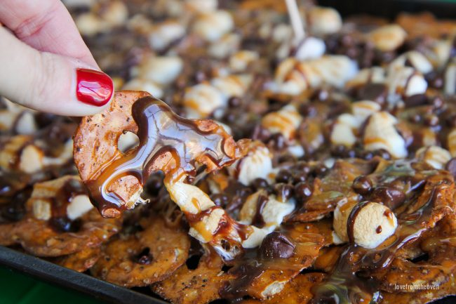 Dessert Nacho Recipe