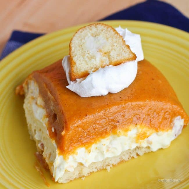 Easy No Bake Pumpkin Recipe