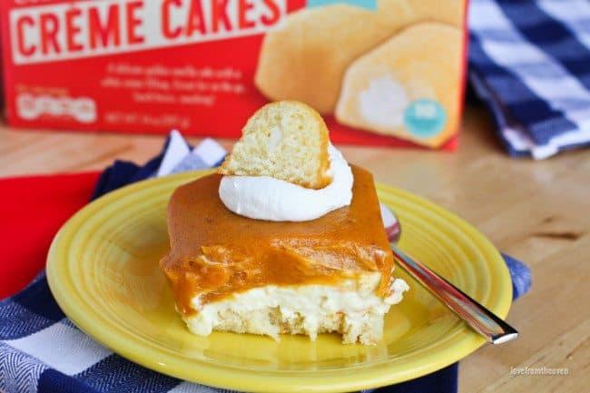 No-Bake Pumpkin Dessert