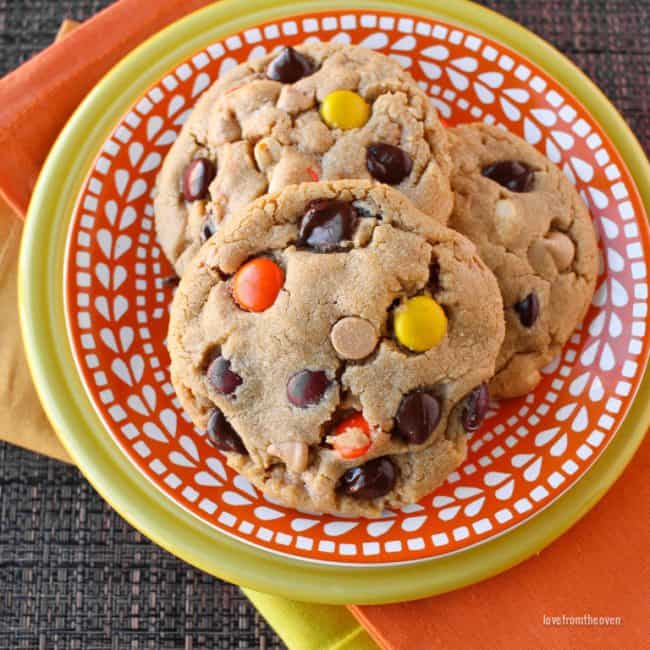 Reeses Peanut Butter Cookie Recipe