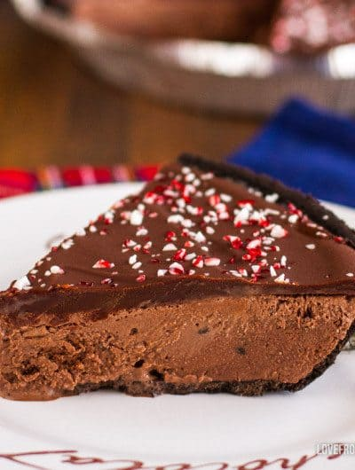Chocolate Ice Cream Pie