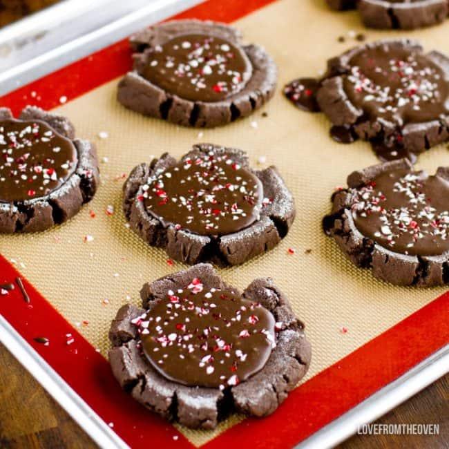 Chocolate Mocha Cookies