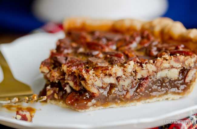 Chocolate Chip Pecan Pie Recipe Without Corn Syrup