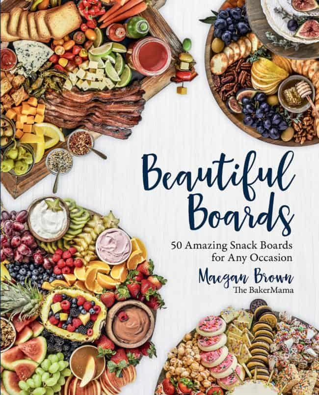 Cover of the Beautiful Boards book by Maegan Brown