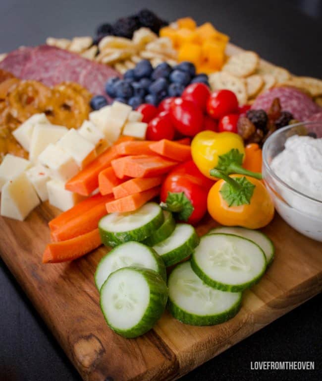 Charcuterie For Kids