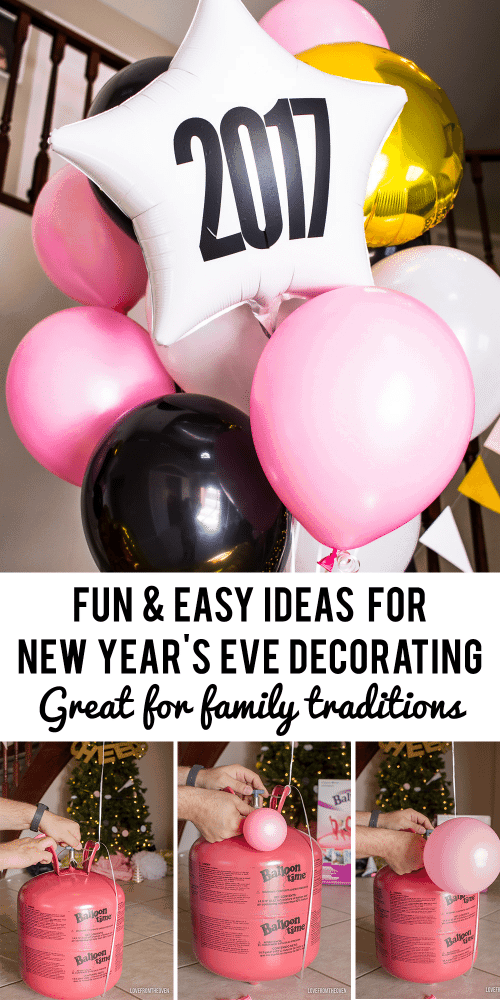 New Year's Eve Family Traditions Fun Ideas For Decorating And Making Memories