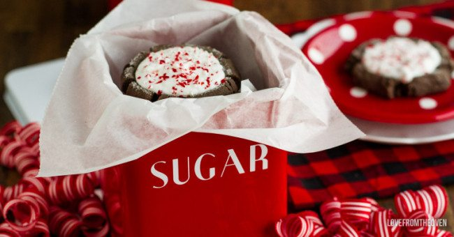 Peppermint Bark Christmas Cookies