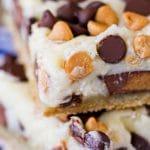 Peanut Butter Cheesecake Bars