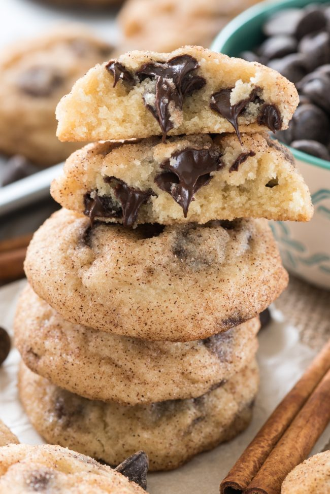 Chocolate Chip Snickerdoodle Recipe