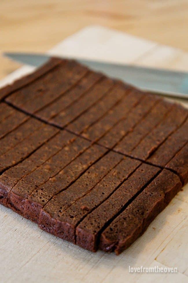 Chocolate Truffle Fries Recipe