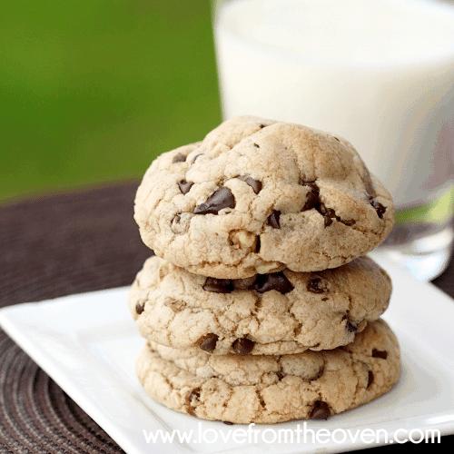 Copycat Levain Bakery Chocolate Chip Cookie Recipe