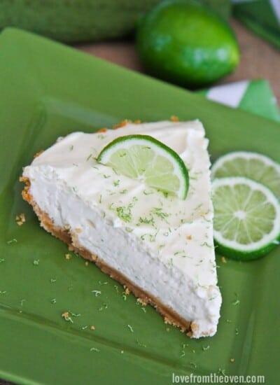Margarita Cheesecake Pie Recipe