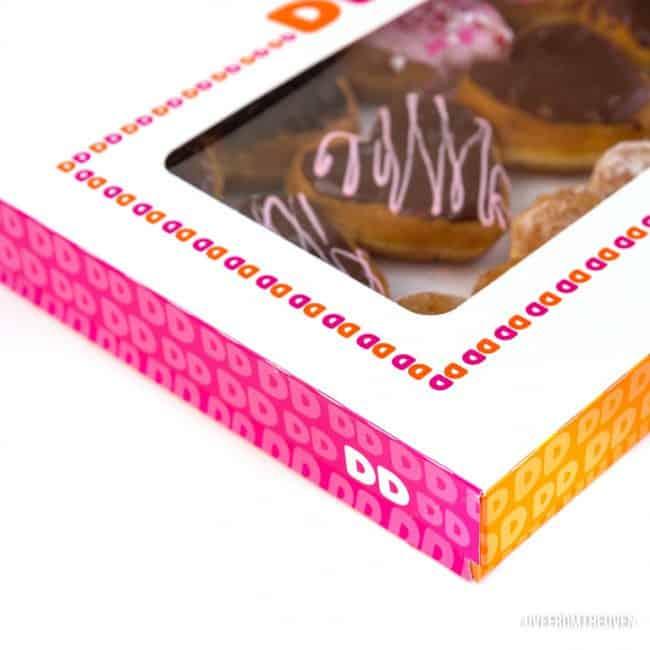 Valentine Dunkin Donuts