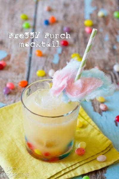 Jelly Bean Mocktails