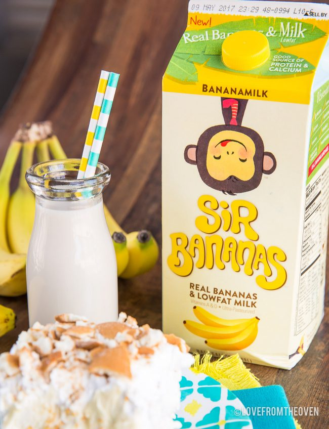 Sir Banana Banana Milk