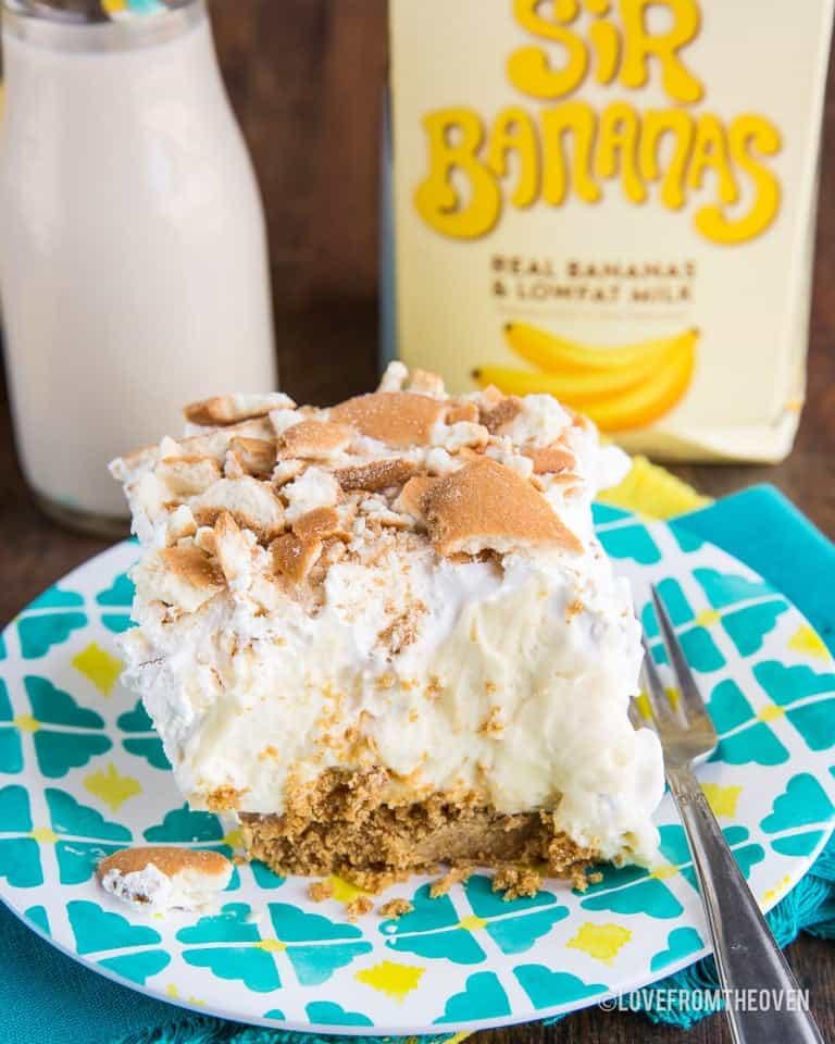 Easy Banana Cream Pie Recipe YUMMY EDIBLES t