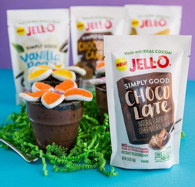 Jello Simply Good Pudding