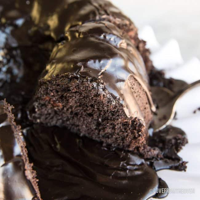 How Much Espresso Powder To Add To Chocolate Cake