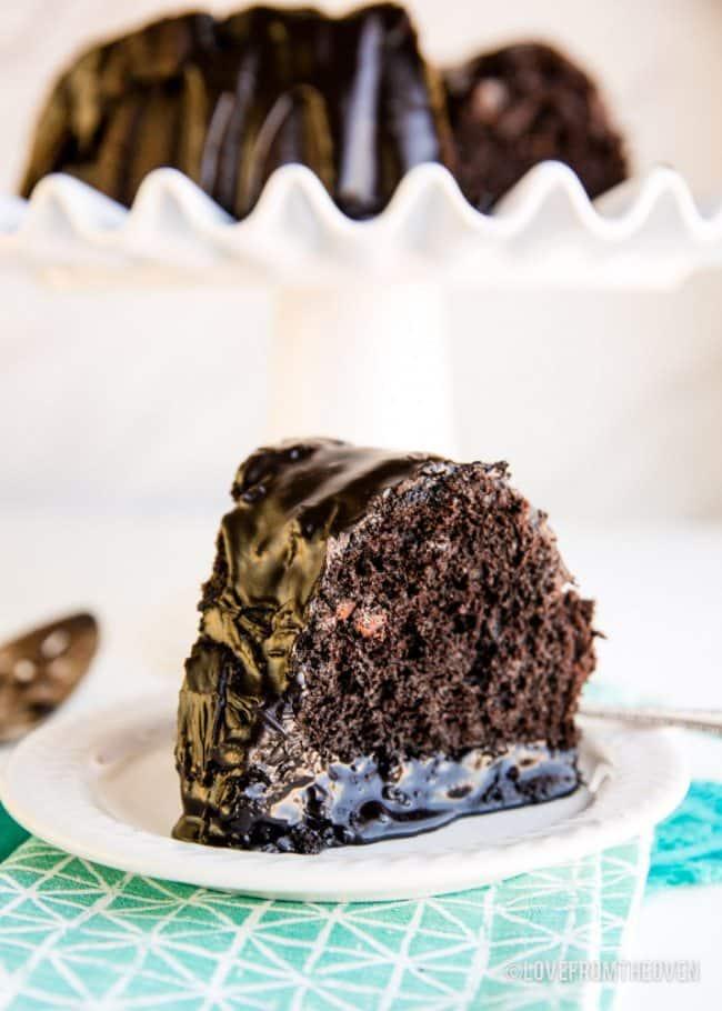 Brick Street Cake Recipe