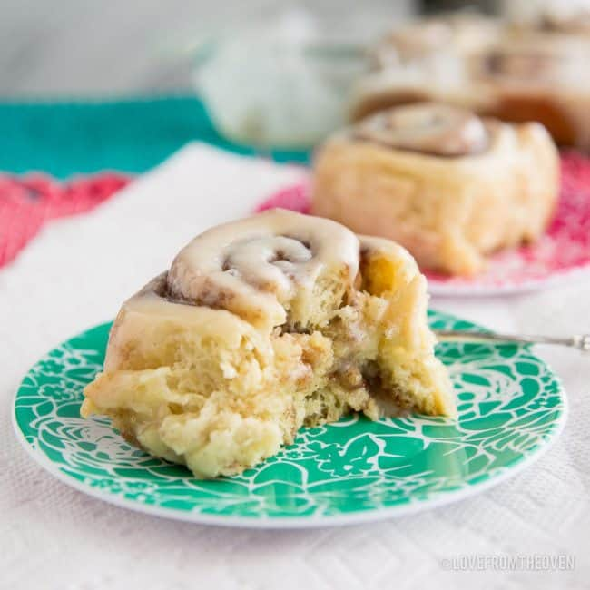 Overnight Cinnamon Rolls You Can Bake The Next Day