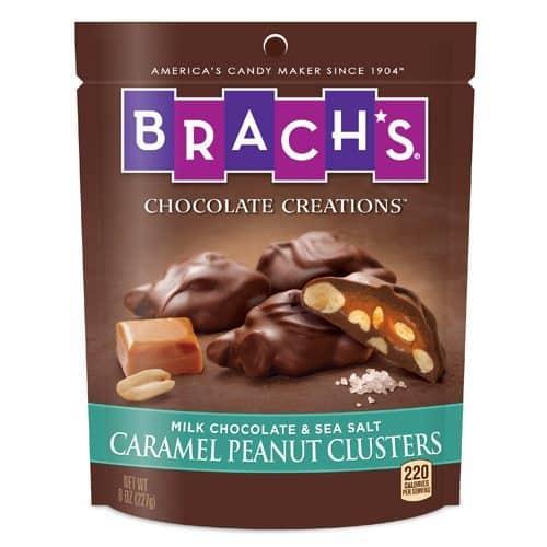 Brach's Sea Salt Caramel Peanut Clusters